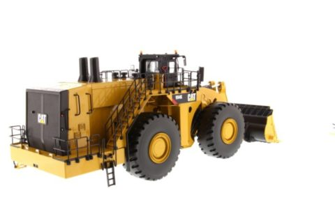 85505 Cat 994K Wheel Loader ROCK 1/50 Diecast Masters