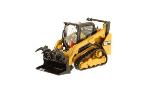 Cat 259D Skid Steer Loader – Diecast Masters – 85526 – 1:50