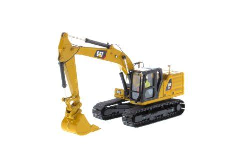 85571 Cat 323 Hydraulic Excavator Next Generation 1/50 Diecast Masters