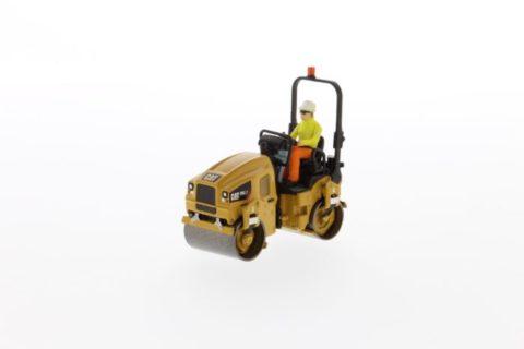 Cat CB-2.7 Utility Compactor 1/50 Diecast Masters – 85593 – 1:50