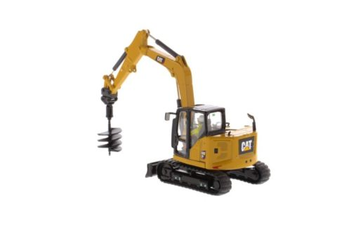 Cat 308 CR Mini Hydraulic Excavtor – Next Generation – Diecast Masters – 85596 – 1:50