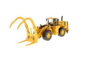 Cat 988K Wheel Loader Forest – Diecast Masters – 85917 – 1:50