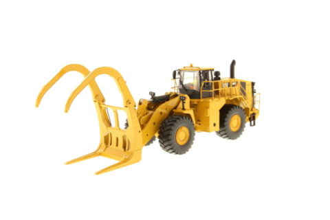 85917 Cat 988K Wheel Loader Forest 1/50 Diecast Masters