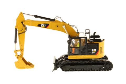 85925 Cat 335F L CR Hydraulic Excavator 1/50 Diecast Masters