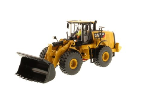85927 Cat 972M Wheel Loader 1/50 Diecast Masters