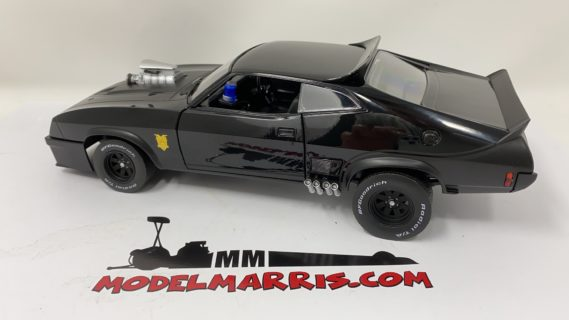 GREENLIGHT – FORD USA – FALCON XB INTERCEPTOR 1973 – Last of the V8 Interceptors – 1979 MADMAX MOVIE