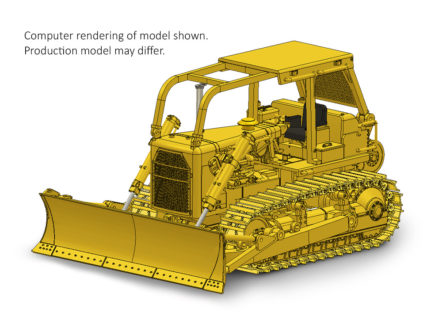 *PREORDER ONLY* 1:48 Cat® D7G Dozer w/ A Blade – CCM – Classic Construnction Models – Caterpillar