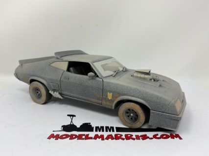 GREENLIGHT – FORD USA – FALCON XB INTERCEPTOR WEATHERED VERSION 1973 – Last of the V8 Interceptors – 1979 MADMAX MOVIE