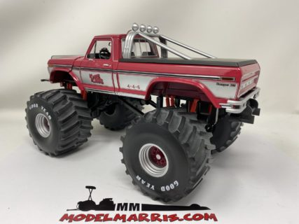 GREENLIGHT – FORD USA – F-250 KING KONG BIGFOOT MONSTER TRUCK 1975