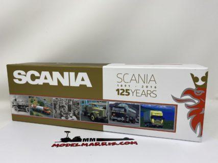Scania Prime Mover 2 assi 1:50 – set 125 anni 69682 Tekno