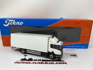 Scania P motrice Furgonato 1:50   Tekno 64831