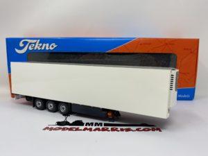 Semirimorchio frigorifero Schmitz Cargobull Rimorchio trasporto merci 1:50 ! Tekno 69426