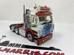 Scania 142 6×4 tractor Keen 1:50 Tekno   71710
