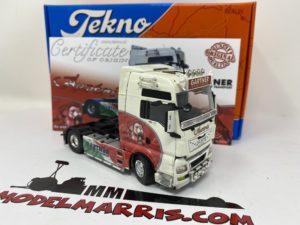 Tekno Gartner KG MAN TGX XXL 18.680 V8 Showtruck 71659