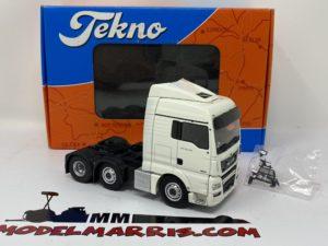 MAN TGX XLX 6×2 LHD Euro 6 Trattore stradale 1:50 | Tekno 71829