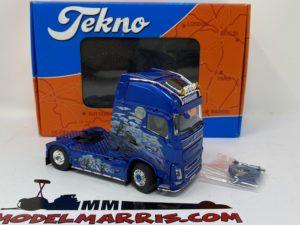 "Volvo FH04 Globetrotter XL ""Freiberger"" Trattore stradale 1:50 | Tekno 69267"