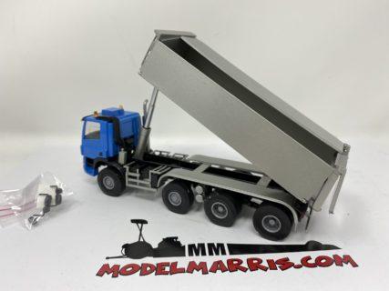 Ginaf 8×4 con cassone Ribaltabile Camion cava cantiere 1:50 | Lion-Toys 20215