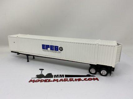 "Semirimorchio portacontainer 53 Ft. ""EPES"" 1:53 | Tonkin Replicas 11-0087-03"