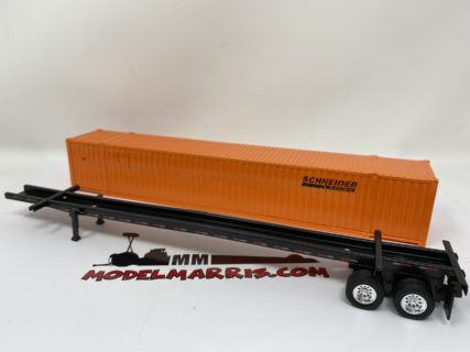"Semirimorchio portacontainer 53 Ft. ""Schneider"" 1:53 | Tonkin Replicas 11-0087-01"