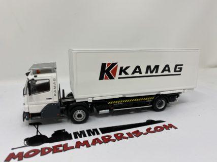 KAMAG Wiesel bianco Motrice 1:50 | IMC Models 64214806 |
