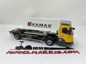 KAMAG Wiesel giallo Motrice 1:50   IMC Models 64214808