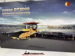 Power DT2000 – Jointark Finitrice Cingolata 1:32 | Wsi 61-2004