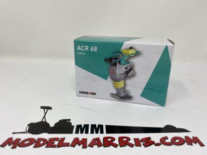 Ammann ACR 68 Rammer in giallo e verde 1:25 ROS 00212