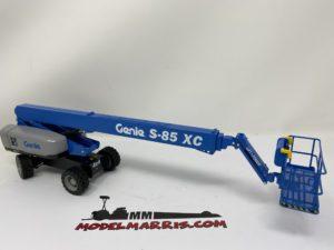 Genie S-85 XC piattaforma aerea 1:32 | NZG – 9660 – 1:50