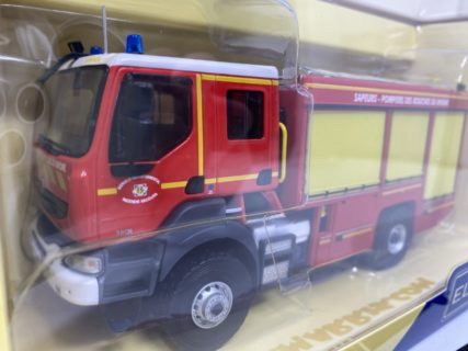 "Renault Kerax ""FDGP"" Gimaex Camion antincendio 1: 43 | Eligor 115011"