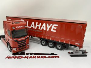 Scania S500 – Lahaye Telonato 1:43   Eligor 116358