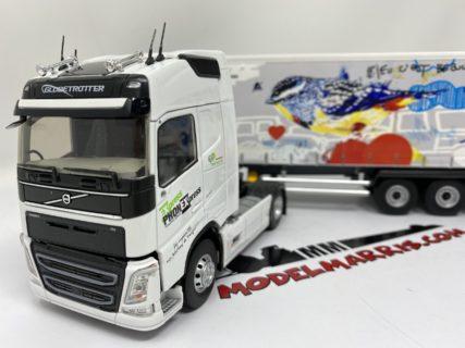 Volvo FH 4 Globetrotter – Phone Express – Cieu Con Telonato 1:43 | Eligor 116406