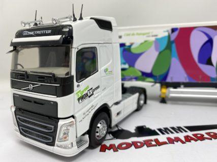 Volvo FH 4 Globetrotter – Phone Express – Albert Con Telonato 1:43 | Eligor 116407