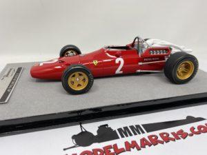 TECNOMODEL – FERRARI – F1 312 F1-67 N 2 ITALIAN GP 1967 C.AMON