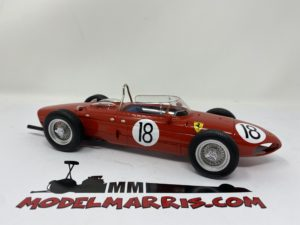 CMR – FERRARI – F1 DINO 156 SHARKNOSE N 18 FRENCH GP 1961 RICHIE GINTHER
