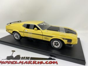 SUN-STAR – FORD USA – MUSTANG MACH 1 351 RAM AIR COUPE 1971