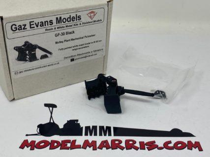 Mutley Plant MPP 80 Frantumatore meccanico 1:50 | GE Models GF-31B Gaz Evans