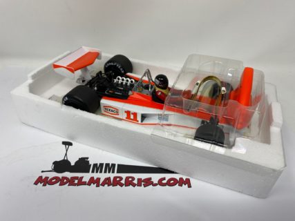 MINICHAMPS – McLAREN – F1 FORD M23 N 31 SOUTH AFRICAN GP JAMES HUNT 1976 WORLD CHAMPION