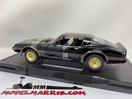 GREENLIGHT – PONTIAC – FIREBIRD TRANS-AM COUPE 1980 – SMOKEY AND THE BANDIT II