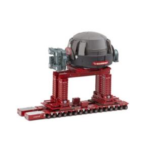 SPMT converter exchange project – Mammoet – 410203 – 1:50