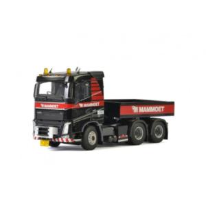 Mammoet Volvo FH sleeper cab 6×4 + ballastbox – WSI – 410231 – 02-2162 – 1:50
