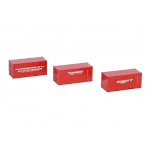 Mammoet container set III Scale 1:50 – WSI – 410251 – 02-2507 – 1:50