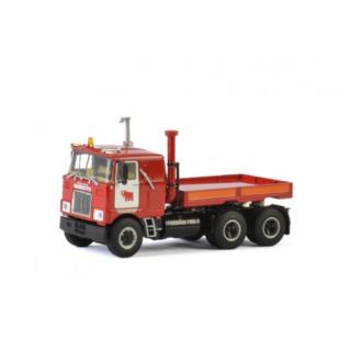 Mammoth Mack F700 + ballastbox – 1/50 – Mammoet – WSI –