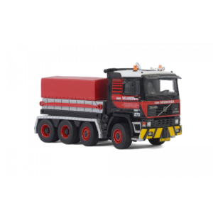 Van Seumeren Terberg F1850 8×4 + Ballastbox – MAMMOET – WSI – 410246 – 1:50