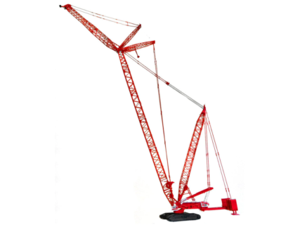 *PREORDINE MAIL* TOS007 Manitowoc MLC650 Lattice-Boom Crawler Crane with VPC™ 1/50 Weiss Brother