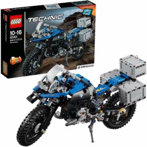 Lego 42063 BMW GS Adventure Technic