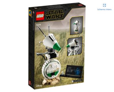 LEGO 75278 Star Wars – D-O