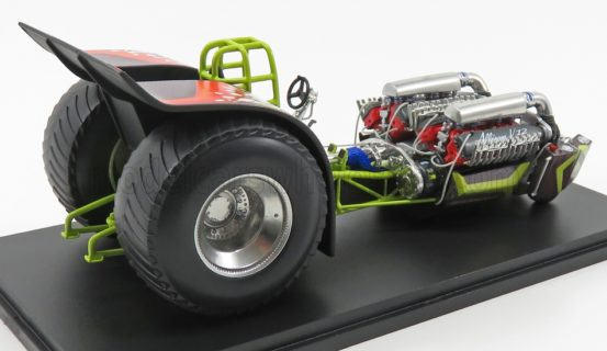 AUTOCULT – 1/32 – GREEN MONSTER – STAGE V MITAS 2016 – TRACTOR PULLING
