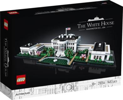 LEGO 21054 LEGO Architecture – La Casa Bianca