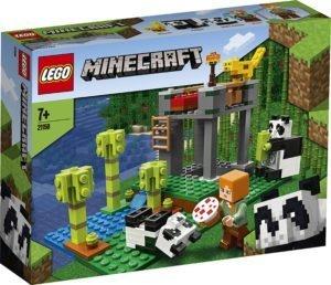LEGO 21158 Minecraft – L'allevamento di panda