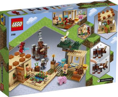 LEGO 21160 Minecraft – L'incursione della Bestia